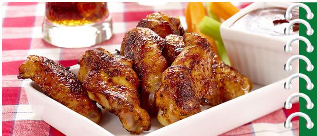 Best dry rub chicken wing recipe