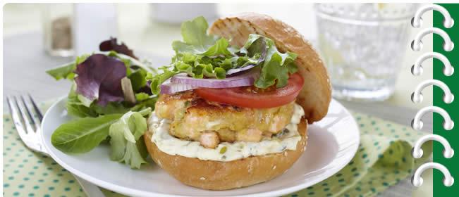 Bay of Fundy Burger