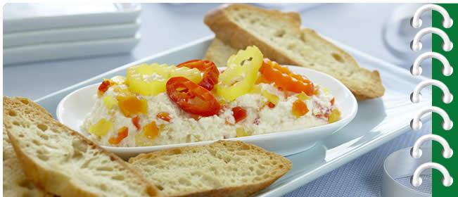 Ricotta Cheese Spread