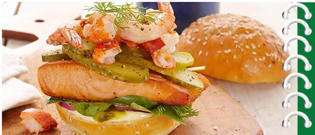 Lost at Sea Burger