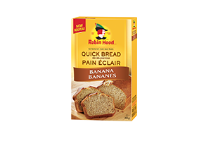 Banana Flavoured Quick Bread