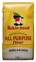 Robin Hood® Unbleached All Purpose Flour