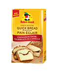 Robin Hood® Quick Bread Mix Cinnamon Swirl