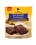 <strong>Robin Hood<sup>®</sup></strong>Just Enough Chocolate Fudge Brownie Mix