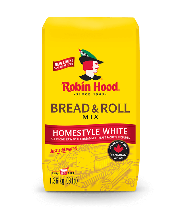 <strong>Robin Hood<sup>®</sup></strong> Bread & Roll Mix