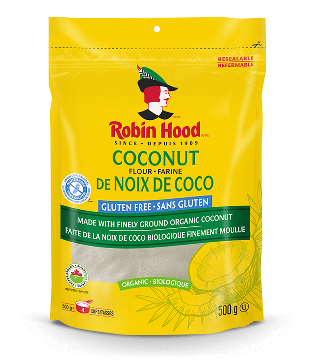 RobinHood® Organic Coconut Flour (Gluten Free)