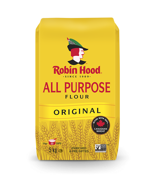 All-Purpose Original Flour | Baking Products | Robin Hood®