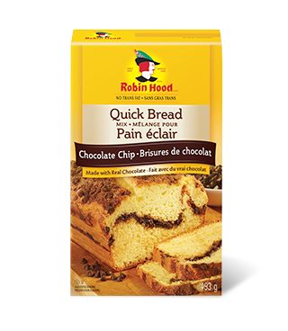 <strong>Robin Hood<sup>®</sup></strong> Quick Bread Mix Chocolate Chip