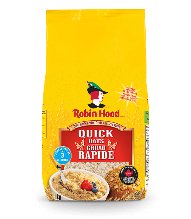 <strong>Robin Hood<sup>®</sup></strong> Quick Oats