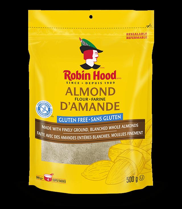 Farine d'amande sans gluten  | Robin Hood®
