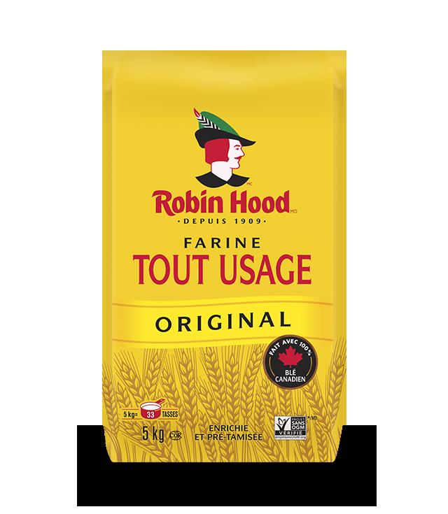 Farine tout usage Original <strong>RobinHood<sup>®</sup></strong>