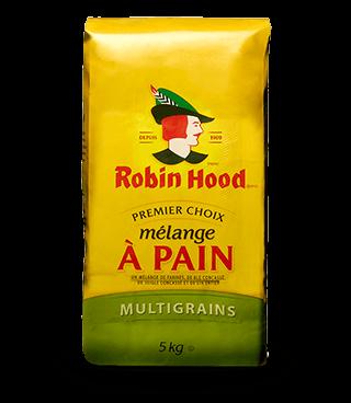 Mélange à pain Premier choix multigrains <strong>RobinHood<sup>®</sup></strong>