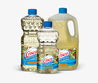 vegetable oil bottles