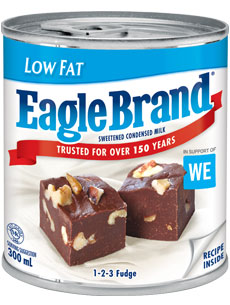 Eagle Brand® Low Fat Sweetened Condensed Milk - Product