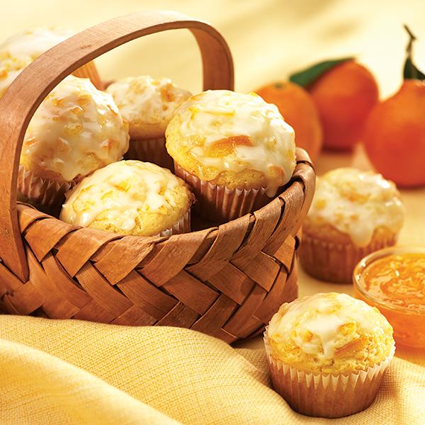 Orange, Berry & Oat Breakfast Muffins - Smucker's®