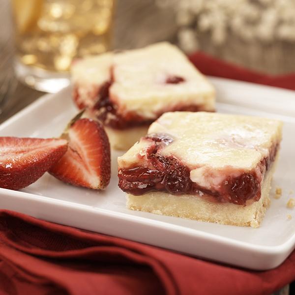 Smuckers Strawberry Jam Cake Filling