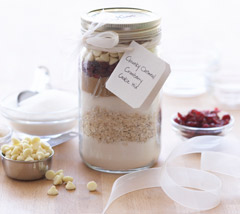 Chunky Oatmeal Cranberry Cookie Mix