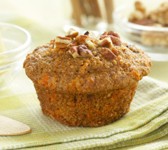 Carrot Spice Muffin