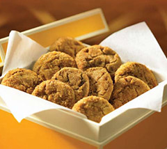 Spiced Toffee Chippers
