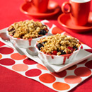 Apple Berry Fruit Crisp