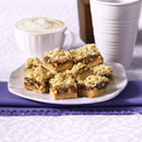 Crunchy Nut Date Squares
