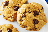 The Ultimate Gluten Free* Chocolate Chip Cookie