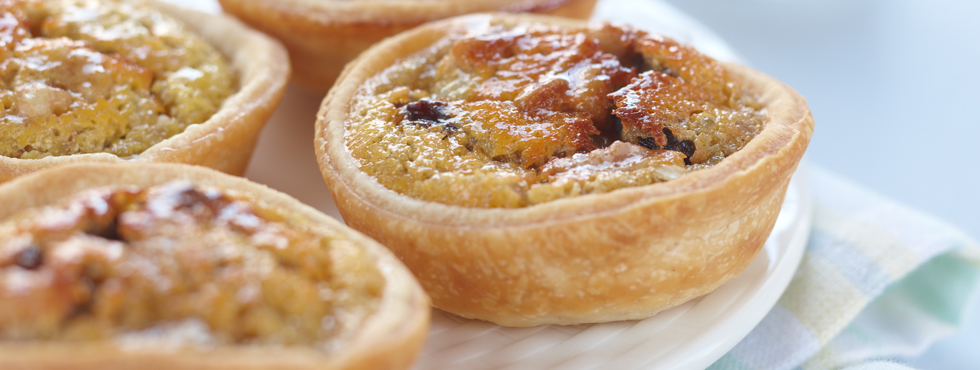 Butter Tarts | Recipes