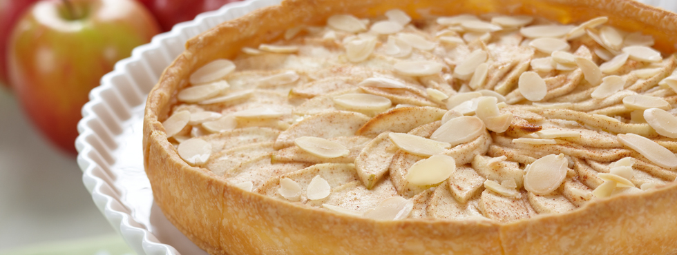 Home / Recipes / Pies & Pastries / Pastries / Buttery Apple Torte