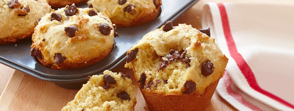 Chocolate Chip Muffins | Recipes