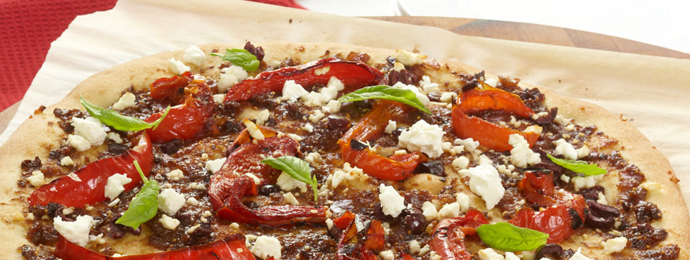 Gourmet Pizza | Recipes
