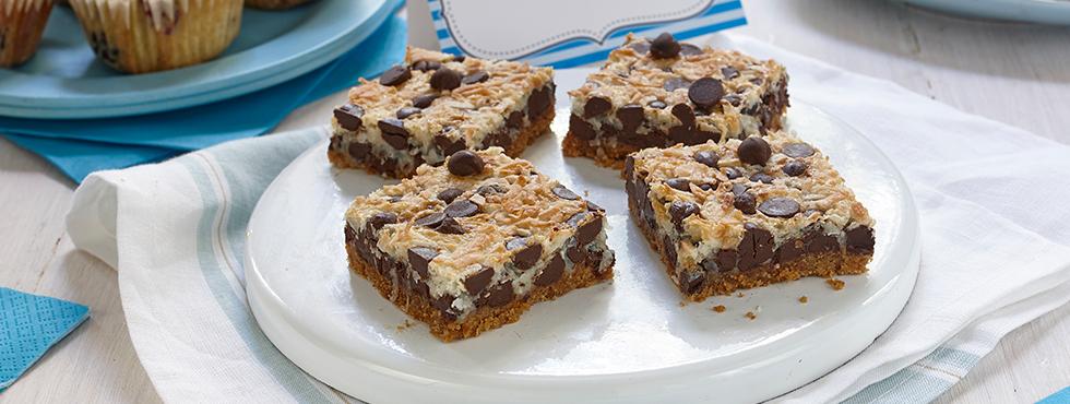 Magic Cookie Bars | Recipes