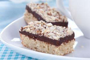 Chocolate Almond Bars