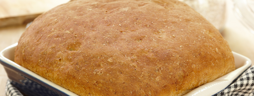 Oatmeal Casserole Bread | Recipes