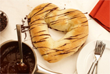 Chocolate Sweet Heart Bread