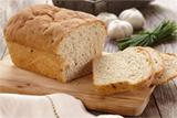 Hearty Potato Garlic Bread