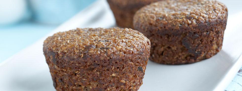 Date Bran Muffins | Recipes