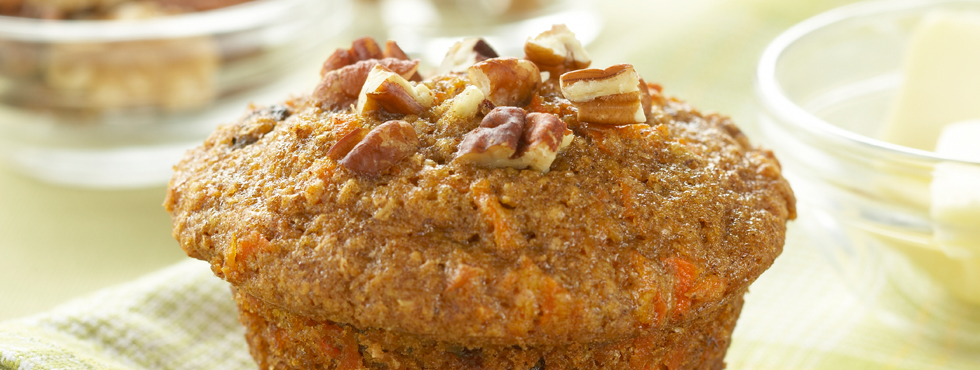 Carrot Spice Muffins | Recipes