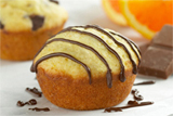 Chunky Chocolate and Orange Muffins