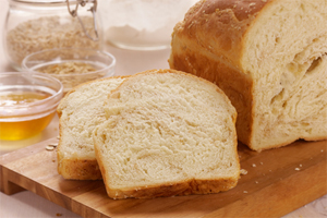 Honey Wheat 'n Oat Bread