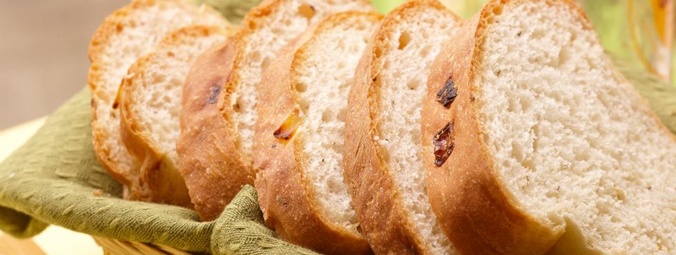 Onion, Garlic and Herb Bread   Recipes