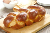 Braided Multigrain Egg Bread