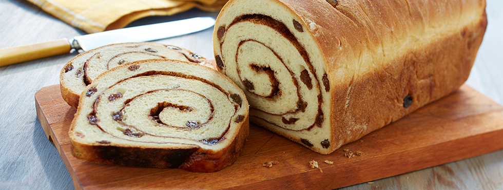 Cinnamon Raisin Bread | Recipes