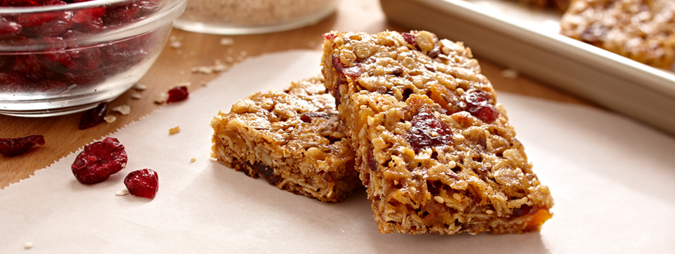 Pack & Go Granola Bars | Recipes