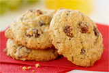 Old Fashioned Oatmeal Raisin Cookies