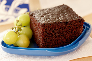 Stir and Bake Chocolate Cake
