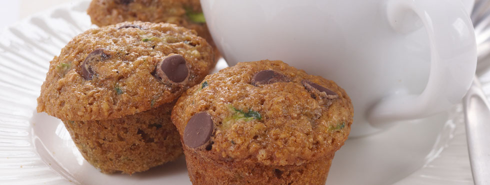 Zucchini Mini Muffins | Recipes