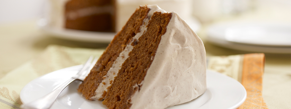 Chai Latte Cake | Recipes