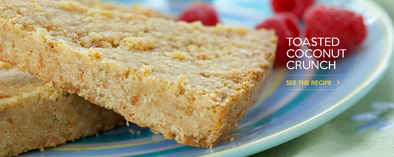 Toasted Coconut Crunch