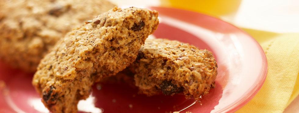 Monster Breakfast Cookies | Recipes