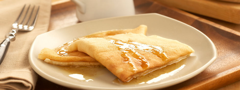 Maple Butter Crepes | Recipes